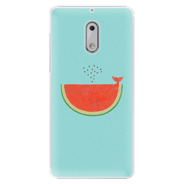 Plastové pouzdro iSaprio - Melon - Nokia 6