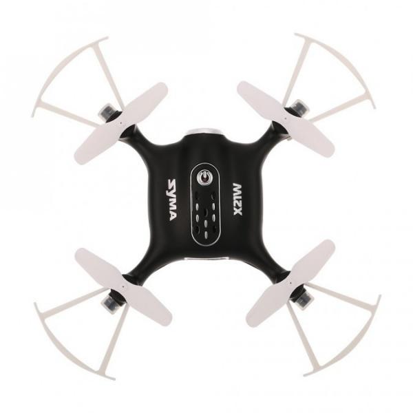 Syma X21W - mini dron WIFI-HD kamerou - černý