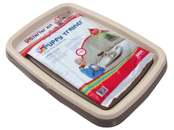 Toaleta + podložky SAVIC Puppy Trainer M