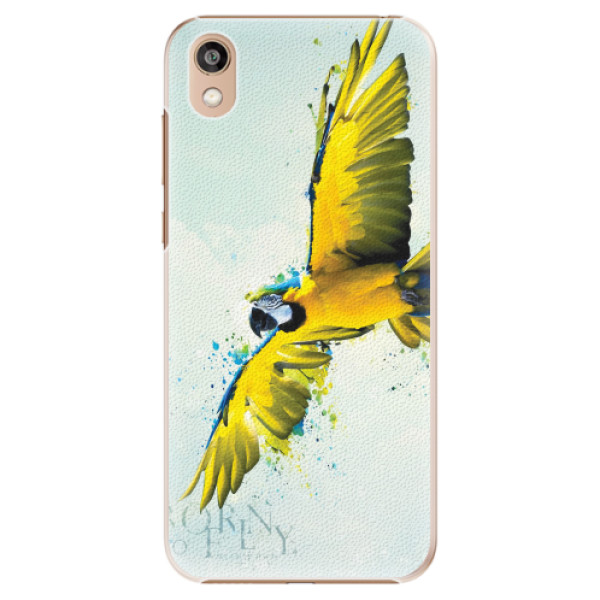 Plastové pouzdro iSaprio - Born to Fly - Huawei Honor 8S