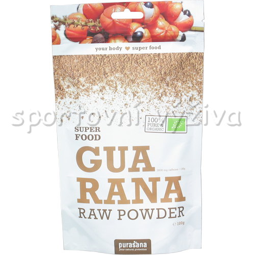 Guarana Powder 100g