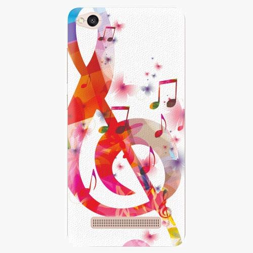 Plastový kryt iSaprio - Love Music - Xiaomi Redmi 4A
