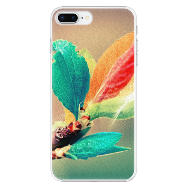 Plastové pouzdro iSaprio - Autumn 02 - iPhone 8 Plus