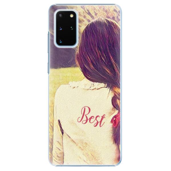 Plastové pouzdro iSaprio - BF Best - Samsung Galaxy S20+