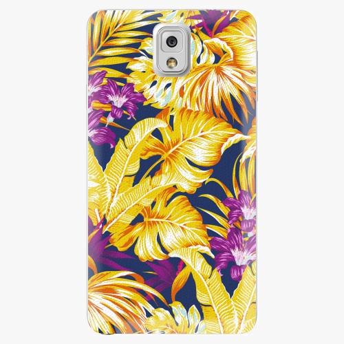 Plastový kryt iSaprio - Tropical Orange 04 - Samsung Galaxy Note 3