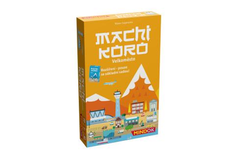 Machi Koro: rozšíření