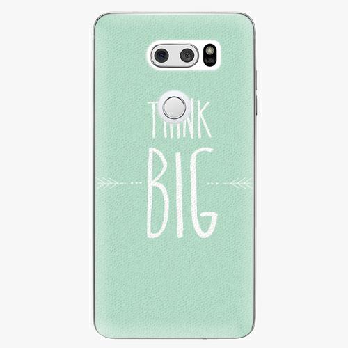 Plastový kryt iSaprio - Think Big - LG V30