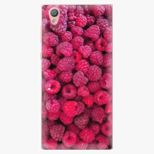 Plastový kryt iSaprio - Raspberry - Sony Xperia L1