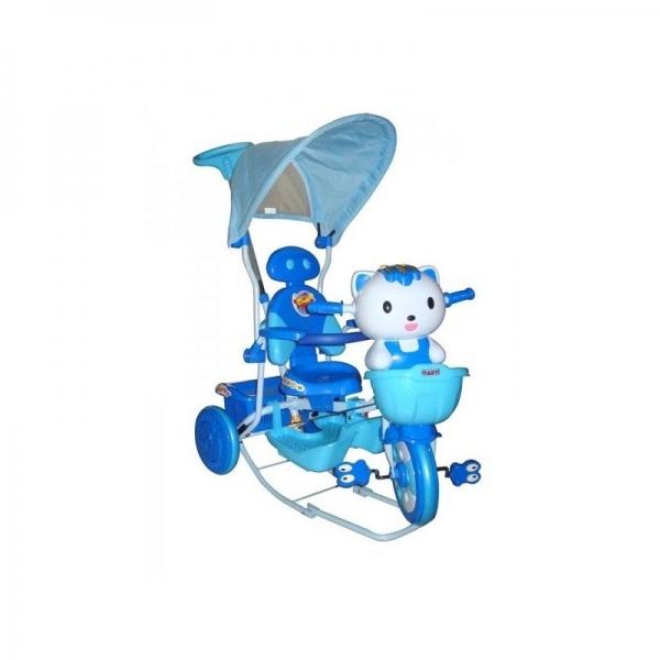 detska-multifunkcni-trikolka-euro-baby-kocicka-modra