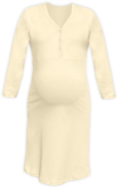 jozanek-tehotenska-kojici-nocni-kosile-pavla-3-4-latte-l-xl