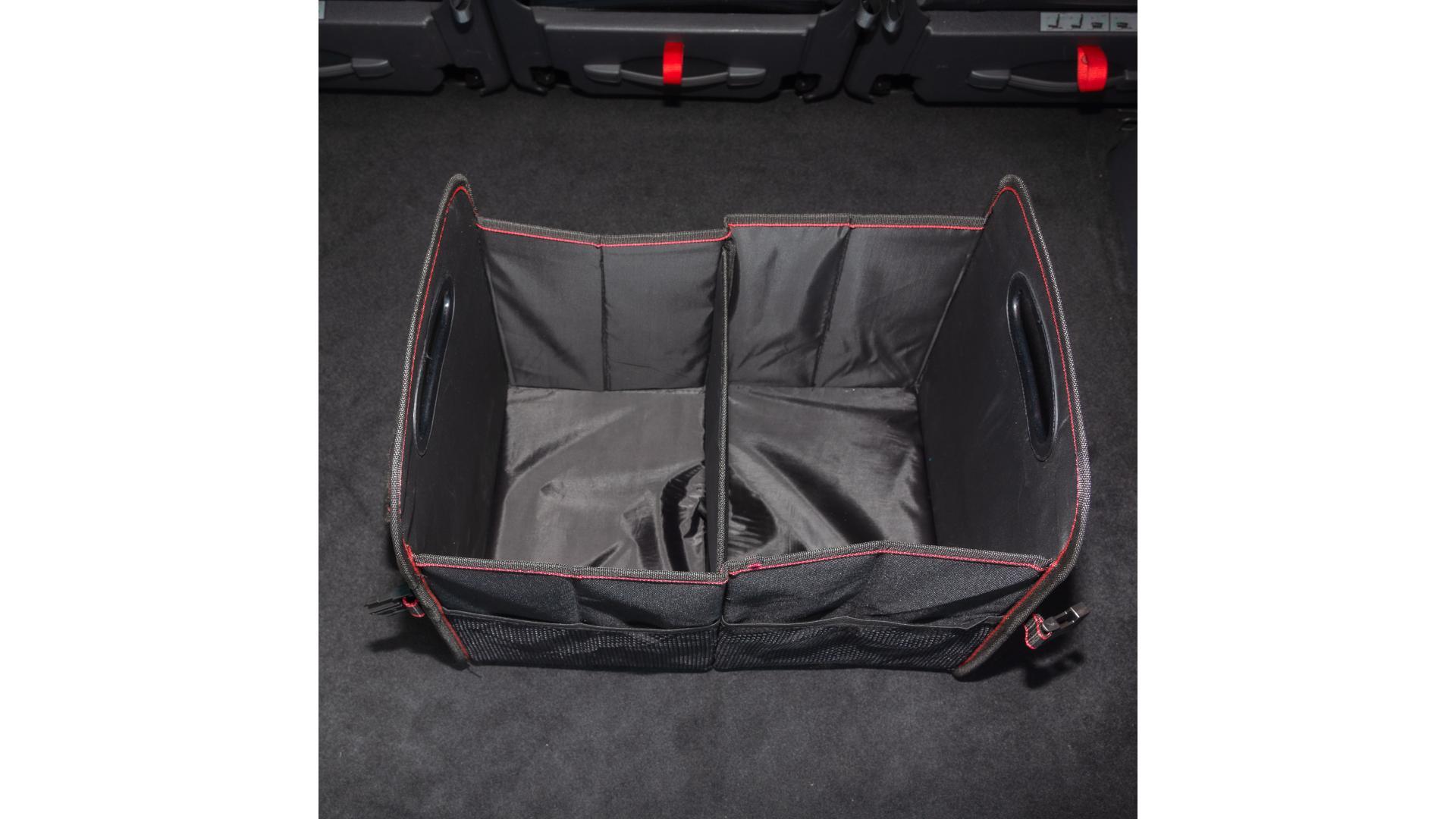 4CARS Organizér zavazadlového prostoru s termotaškou 42x31x33 cm