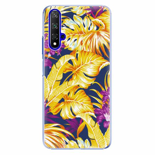 Plastový kryt iSaprio - Tropical Orange 04 - Huawei Honor 20