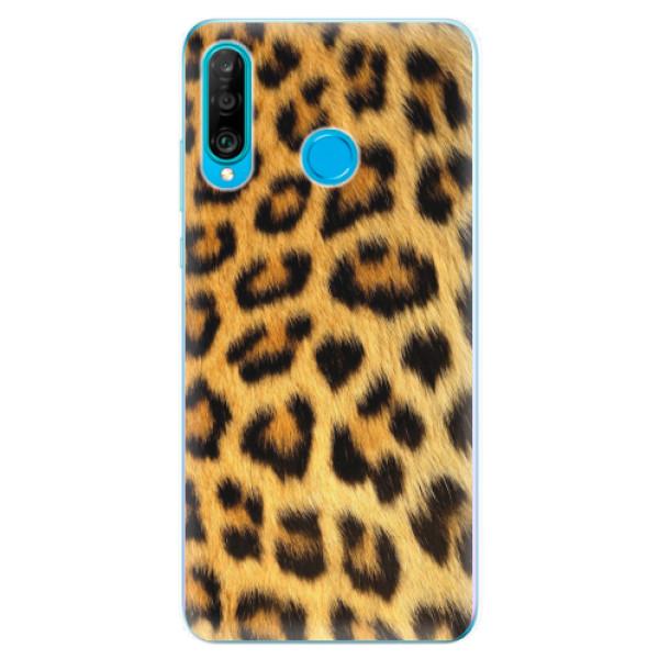 Odolné silikonové pouzdro iSaprio - Jaguar Skin - Huawei P30 Lite