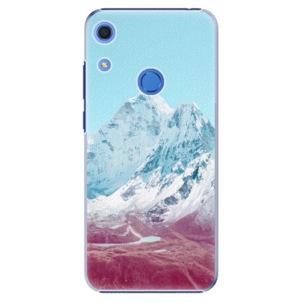 Plastové pouzdro iSaprio - Highest Mountains 01 - Huawei Y6s