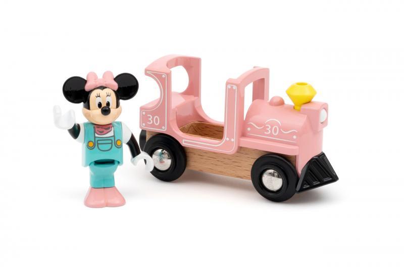 Disney and Friends Lokomotiva Myšky Minnie