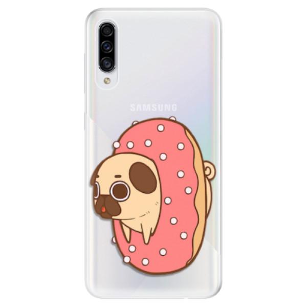 Odolné silikonové pouzdro iSaprio - Dog 04 - Samsung Galaxy A30s