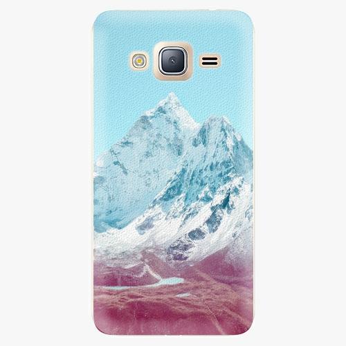 Plastový kryt iSaprio - Highest Mountains 01 - Samsung Galaxy J3