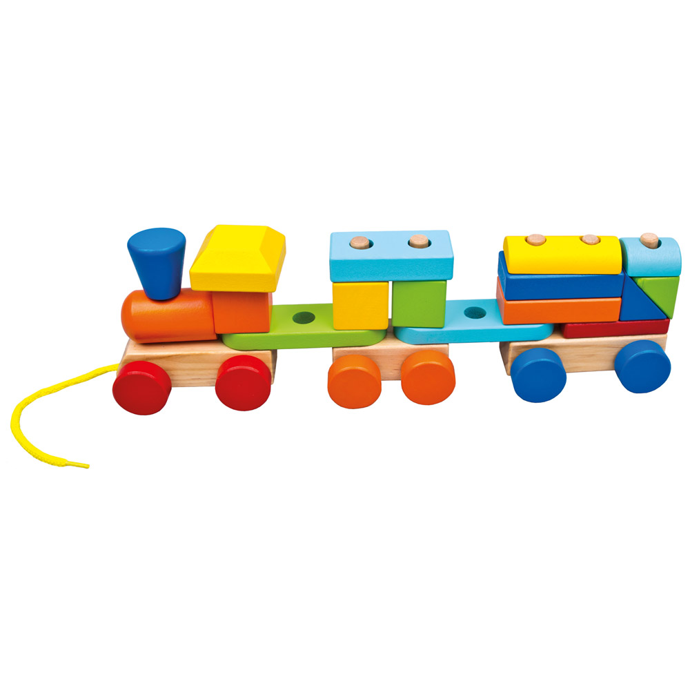 Vláček s 2 vagóny