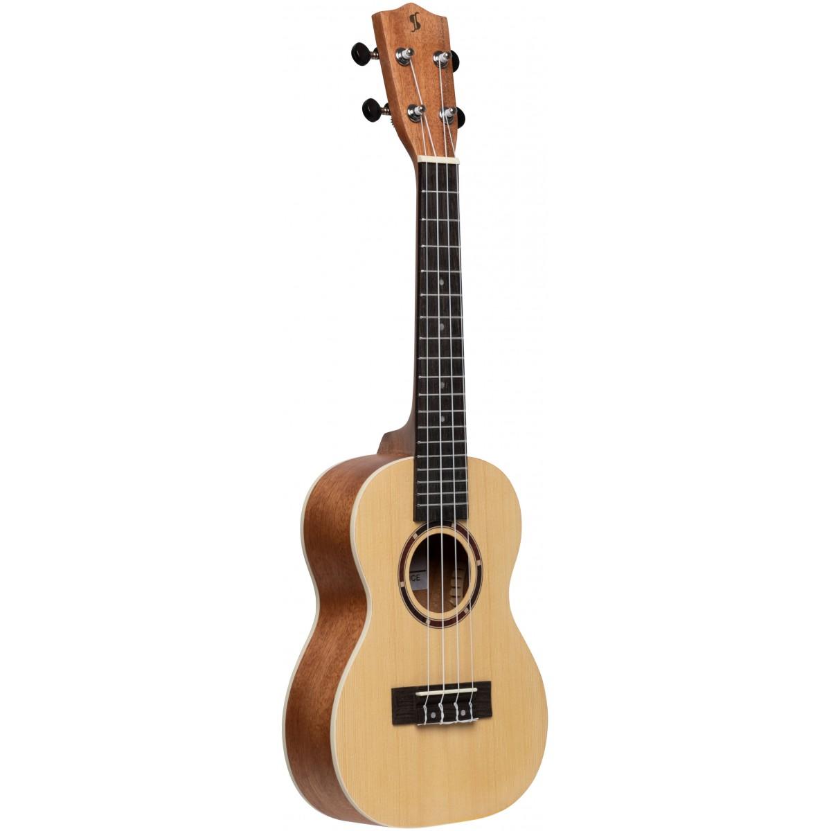 Stagg UC-30 SPRUCE, koncertní ukulele