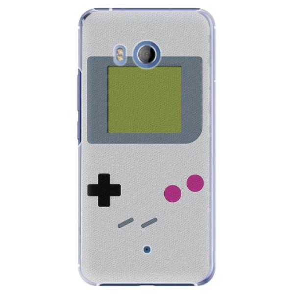 Plastové pouzdro iSaprio - The Game - HTC U11