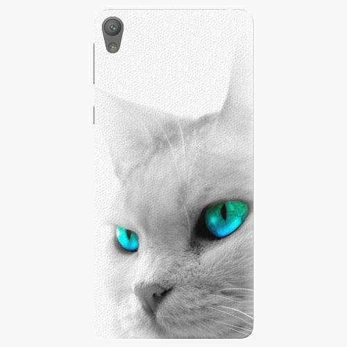 Plastový kryt iSaprio - Cats Eyes - Sony Xperia E5
