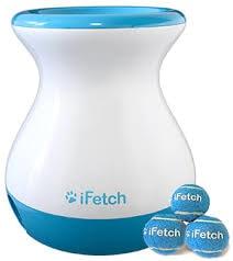 BAZAR - iFetch Frenzy gravitační vrhač míčků - Zánovní