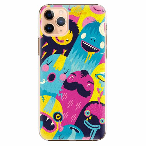 Plastový kryt iSaprio - Monsters - iPhone 11 Pro Max