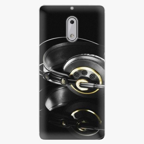 Plastový kryt iSaprio - Headphones 02 - Nokia 6