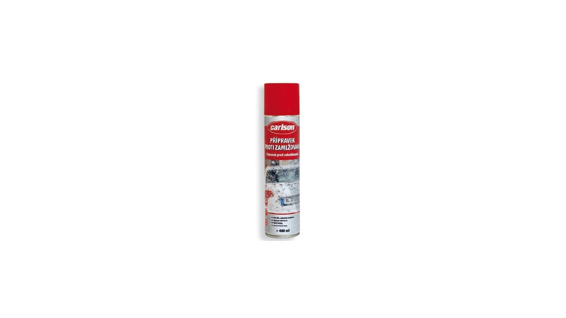 CARLSON přípravek proti mlžení skel 400 ml - aerosol