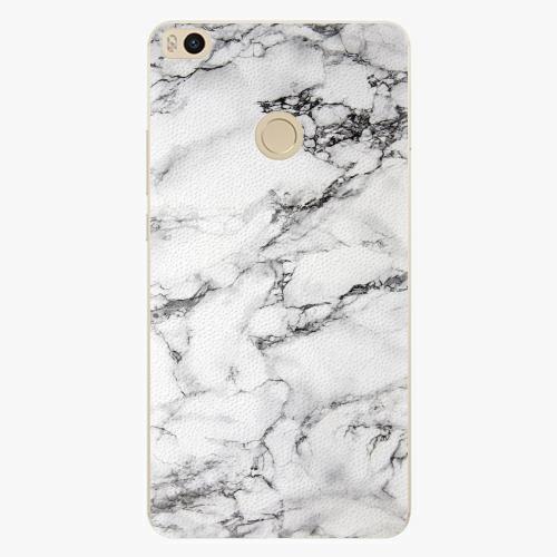 Plastový kryt iSaprio - White Marble 01 - Xiaomi Mi Max 2