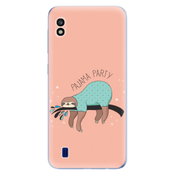 Odolné silikonové pouzdro iSaprio - Pajama Party - Samsung Galaxy A10