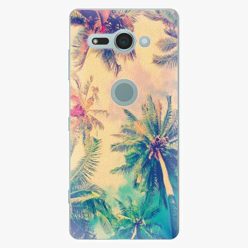 Plastový kryt iSaprio - Palm Beach - Sony Xperia XZ2 Compact