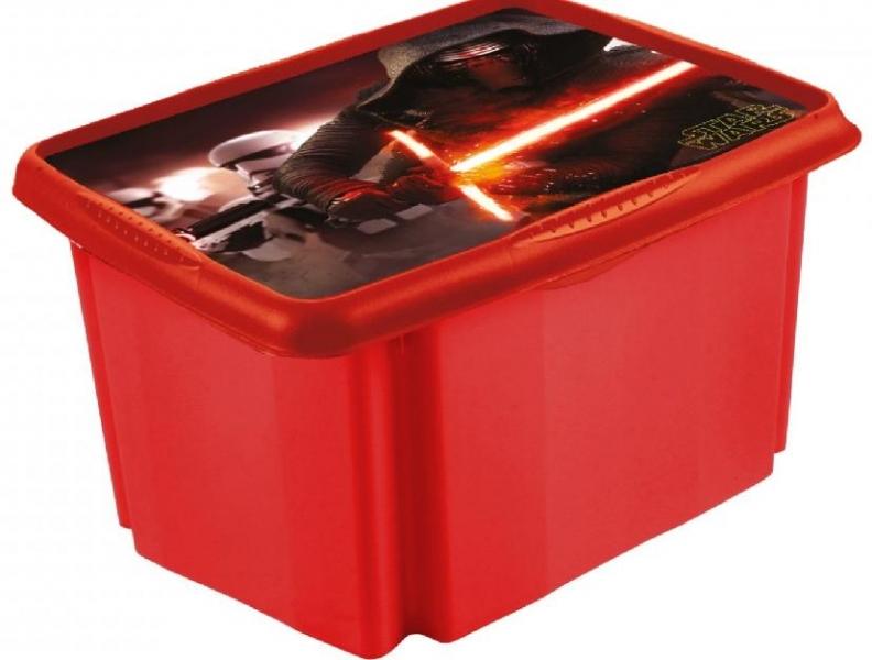keeeper-box-na-hracky-star-wars-45-l-cerveny