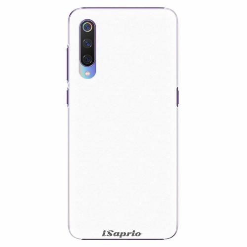 Plastový kryt iSaprio - 4Pure - bílý - Xiaomi Mi 9