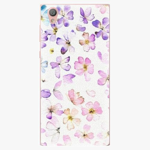 Plastový kryt iSaprio - Wildflowers - Sony Xperia L1