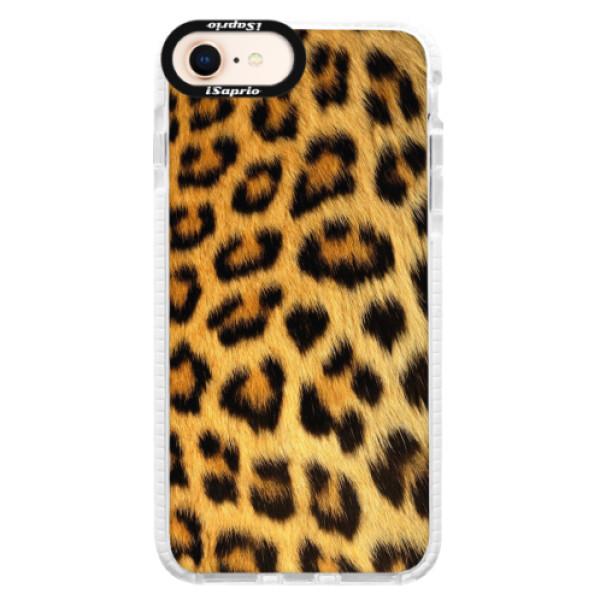 Silikonové pouzdro Bumper iSaprio - Jaguar Skin - iPhone 8