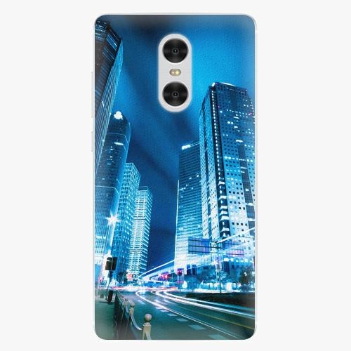 Plastový kryt iSaprio – Night City Blue – Xiaomi Redmi Pro