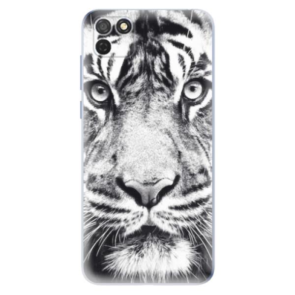 Odolné silikonové pouzdro iSaprio - Tiger Face - Honor 9S