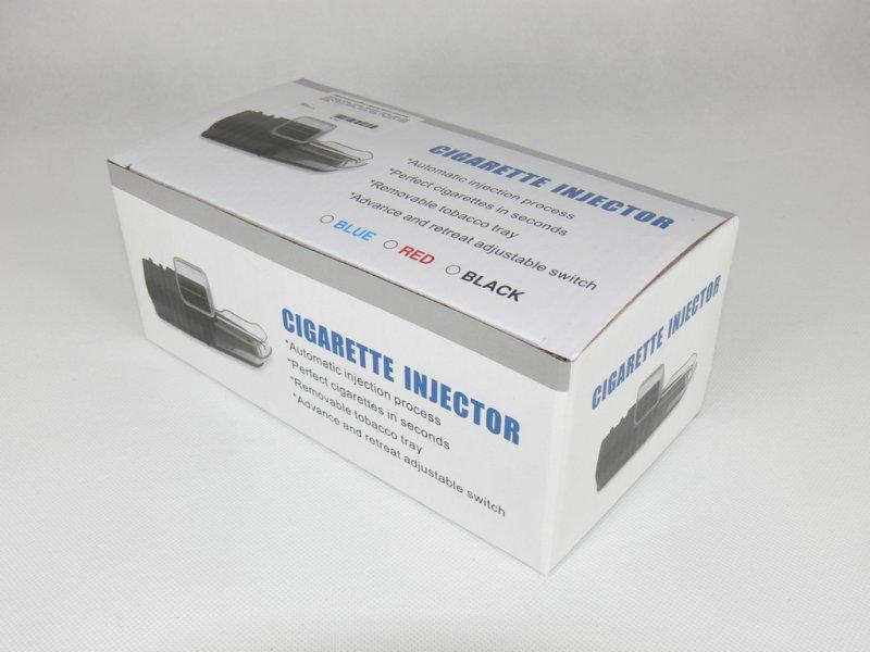 Elektrická plnička cigaret Basic - Černá