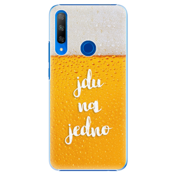 Plastové pouzdro iSaprio - Jdu na jedno - Huawei Honor 9X
