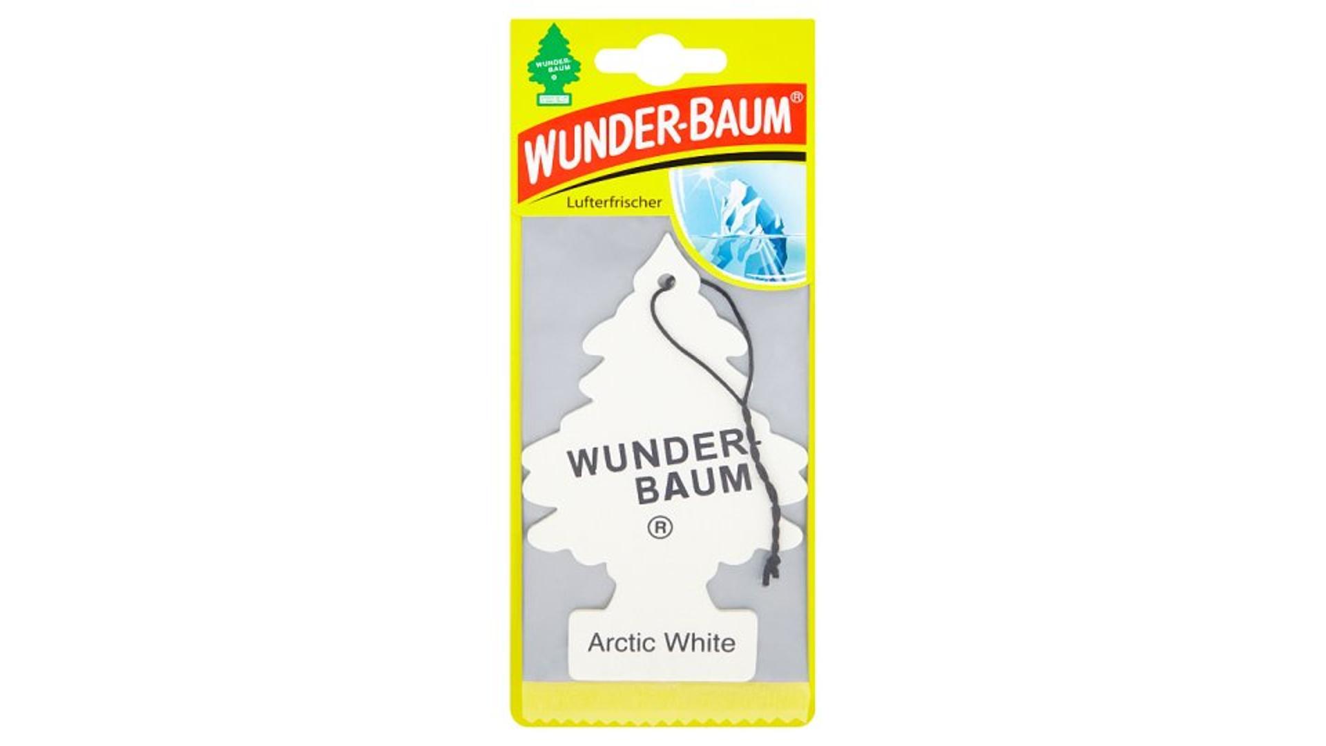 WUNDER BAUM Osvěžovač vzduchu Artic white