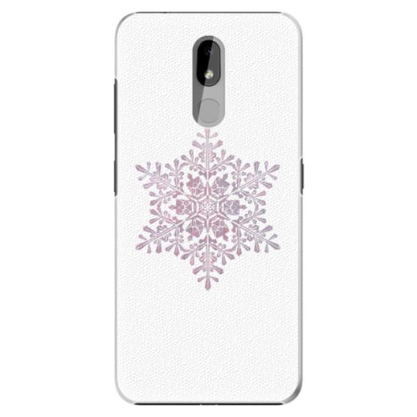 Plastové pouzdro iSaprio - Snow Flake - Nokia 3.2