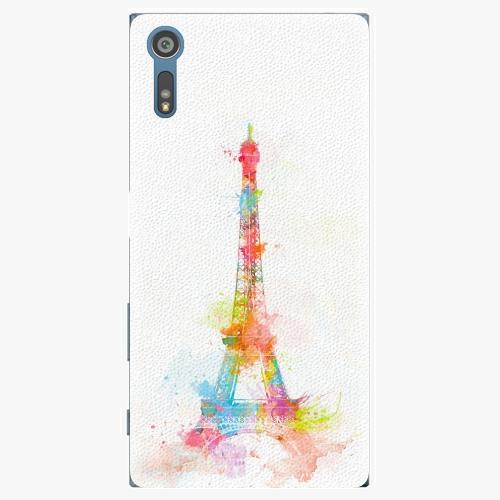 Plastový kryt iSaprio - Eiffel Tower - Sony Xperia XZ