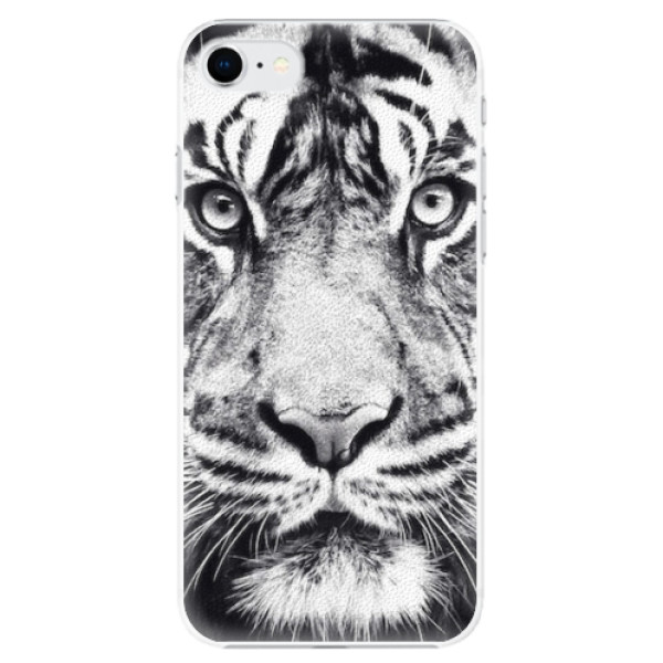 Plastové pouzdro iSaprio - Tiger Face - iPhone SE 2020