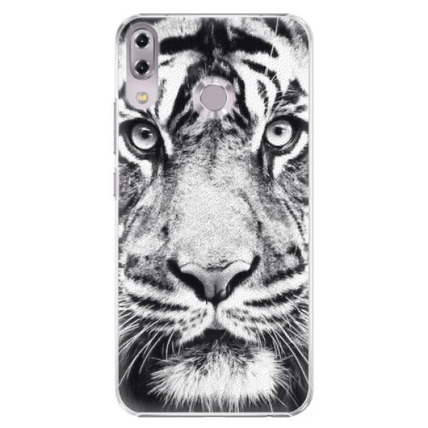 Plastové pouzdro iSaprio - Tiger Face - Asus ZenFone 5 ZE620KL