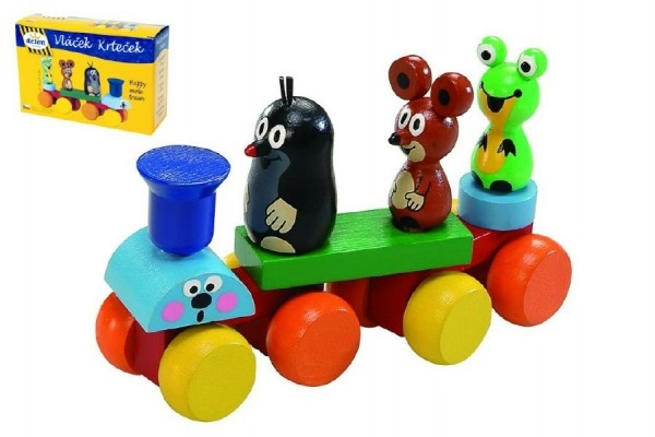 vlak-krtek-drevo-15cm-v-krabicce