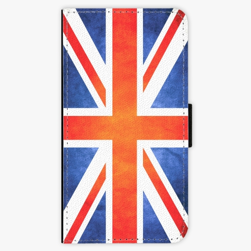 Flipové pouzdro iSaprio - UK Flag - Samsung Galaxy S7