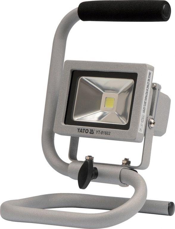 Reflektor přenosný s vysoce svítivou COB LED - 10 W