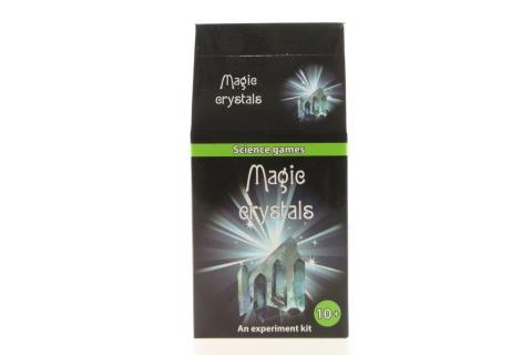 Mini chemická sada - magické krystaly
