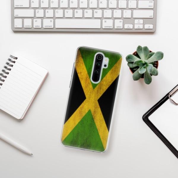 Plastové pouzdro iSaprio - Flag of Jamaica - Xiaomi Redmi Note 8 Pro